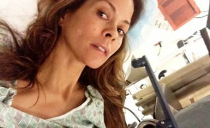 Brooke Burke Prepares For Cancer Surgery