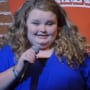 Alana thompson does stand up