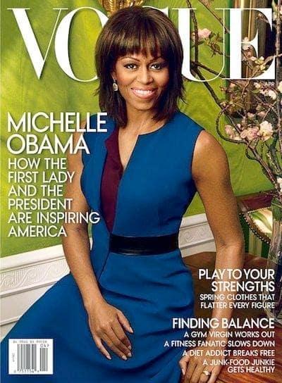 Michelle Obama Vogue Cover 2013