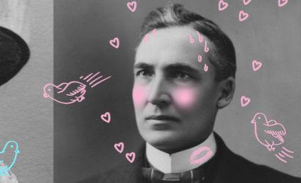 Warren G. Harding Love Letters Revealed: Former President LUSTS After Carrie Fulton Phillips!