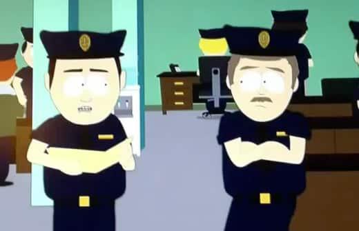 Penn St on South Park