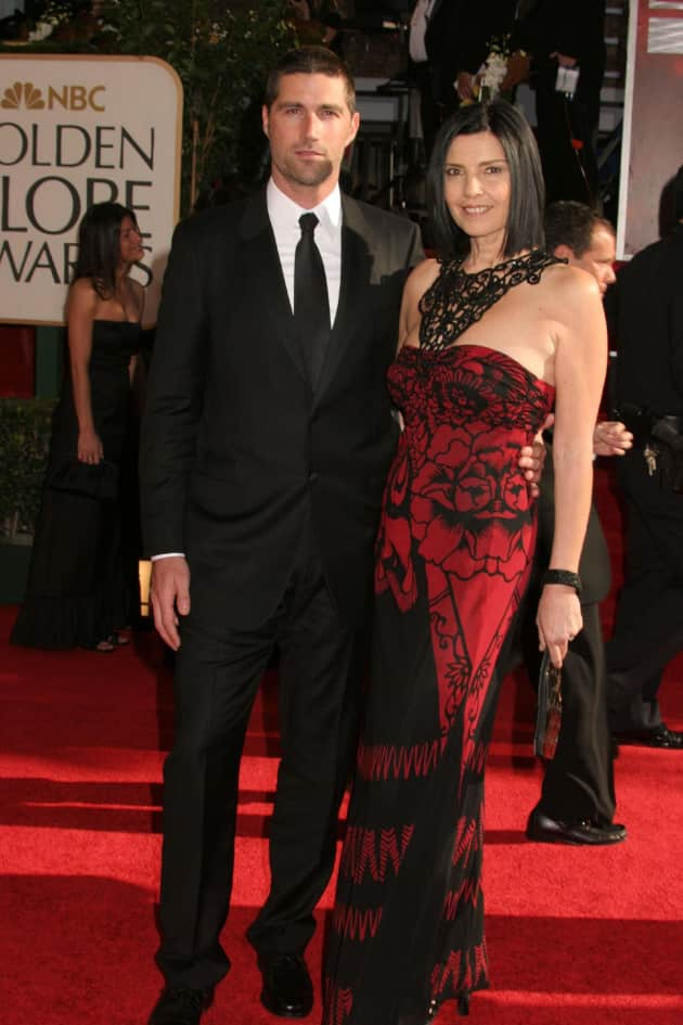 Matthew Fox, Wife