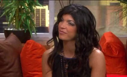 Teresa Giudice Spinoff on Hold, Bravo Pondering Future of Troubled Star