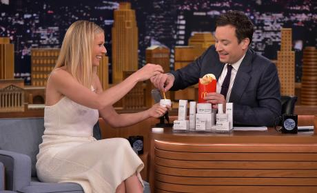 Gwyneth Paltrow: 'The Tonight Show With Jimmy Fallon'