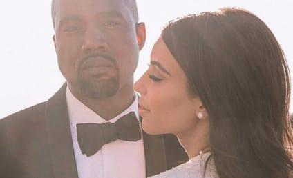Kim Kardashian Unveils Never-Before-Seen Wedding Pic, Still Loves Kanye