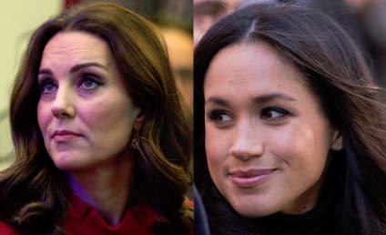 Kate Middleton: Jealous of Meghan Markle?