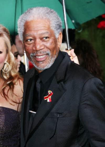 Morgan Freeman Picture