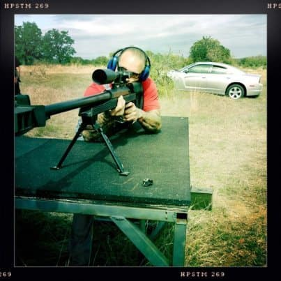 Jesse James, Gun