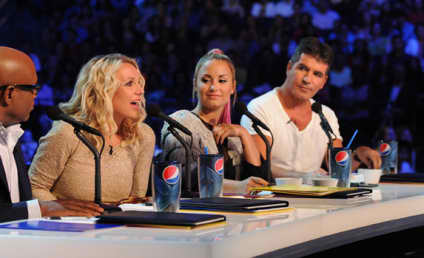 Britney Spears' Return to The X Factor: Still in Doubt