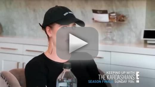 Khloe kardashian gender reveal its shocking