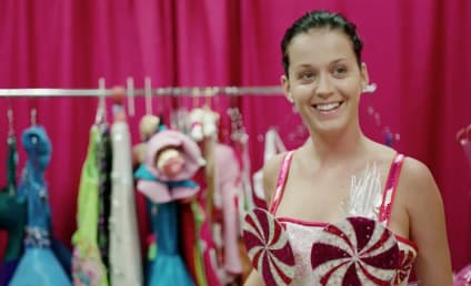 Katy Perry Without Makeup: Revealed in 3-D!