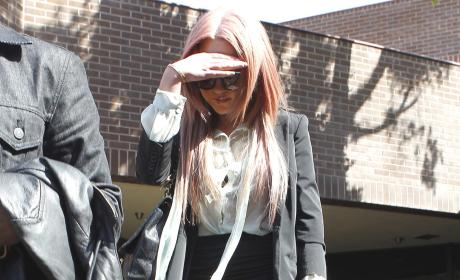 Amanda Bynes Out of Jail