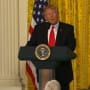 Donald Trump Press Conference Pic