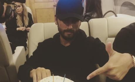 Scott Disick Birthday Weekend: Inside the Party! (PHOTOS)