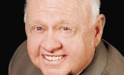 Mickey Rooney Dies; Hollywood Legend Was 93