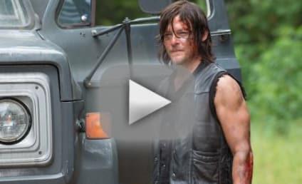 The Walking Dead Season 6 Episode 9 Recap: Eye, Eye, Eye