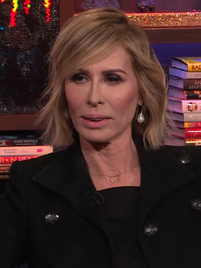 Carole Radziwill on Bravo