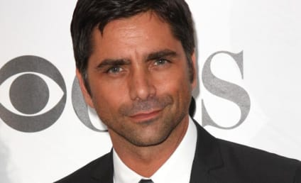 John Stamos: Bizarre, Jet-Lagged & Possibly Drunk