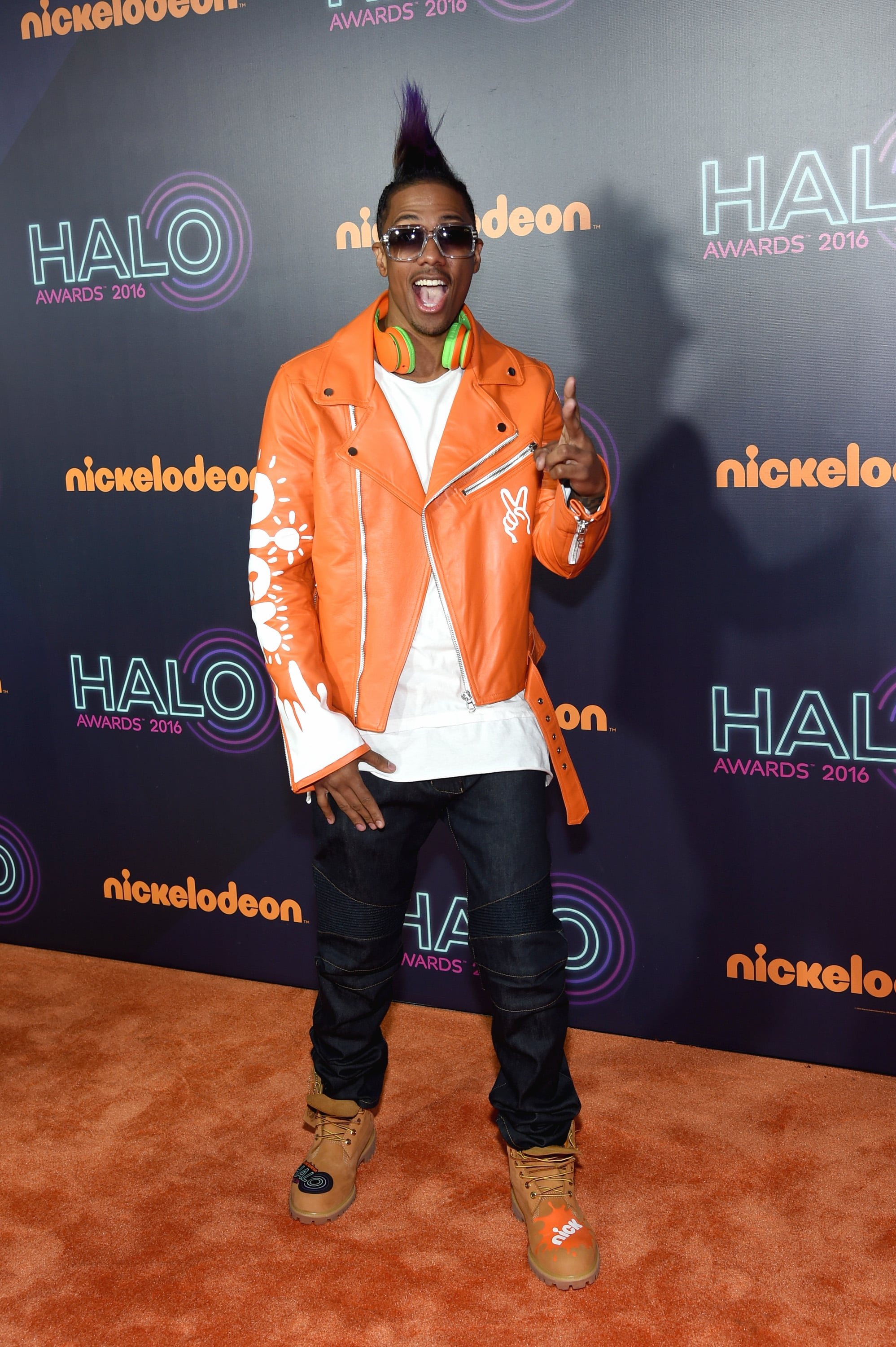 Nick Cannon For Nickelodeon The Hollywood Gossip