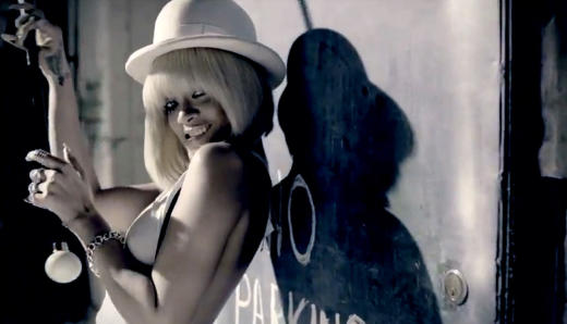 Rihanna Music Video Still