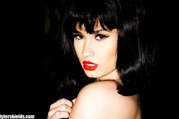 Demi Lovato Tyler Shields Photo Shoot