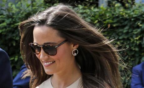 Pippa Middleton Secretly Engaged?