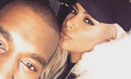 Kim Kardashian to Kanye West: Stop Tweeting!!!