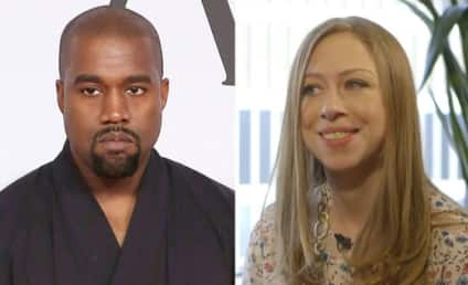 Chelsea Clinton Endorses Kanye for President! Sort Of!