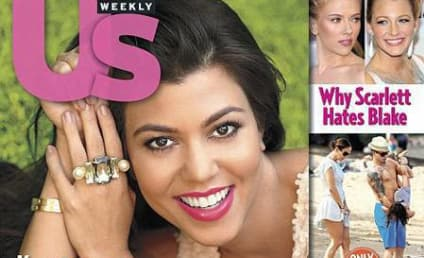 Kourtney Kardashian: Pregnant Again!