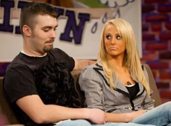 Leah Messer and Corey Simms