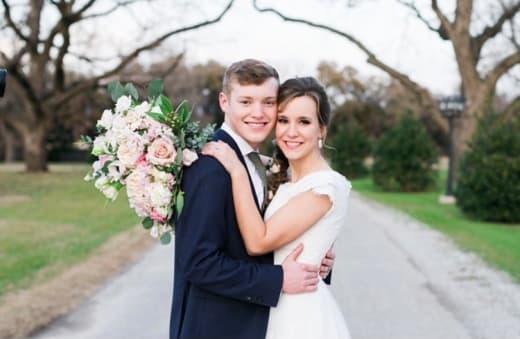 Justin y Claire están casados
