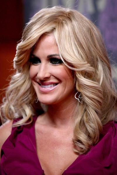 Kim Zolciak Up Close