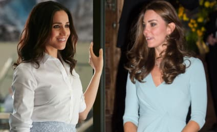 Kate Middleton: I Can't Get Pregnant with Meghan Markle Around!