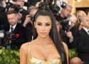 Kim Kardashian Tries to Explain Away Kanye's MET Gala Absence