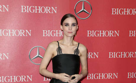 Rooney Mara: 27th Annual Palm Springs International Film Festival Awards Gala