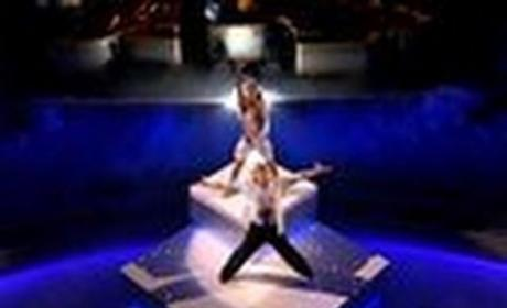 Melissa Rycroft - Dancing With the Stars Finals (Freestyle)