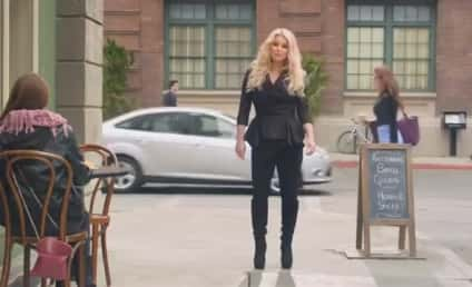 Jessica Simpson-Jennifer Hudson Weight Watchers Ad: Expect Awkward