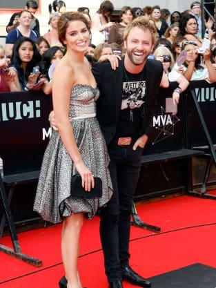 Nikki Reed and Paul McDonald Pic