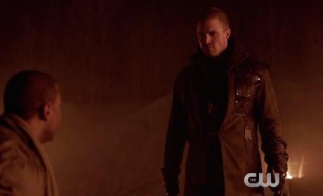 Arrow Season 3 Episode 21 Promo