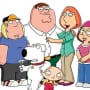 Family Guy Family Photo