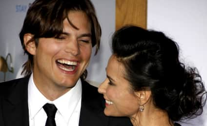Demi Moore and Ashton Kutcher on Twitter: It's Over!