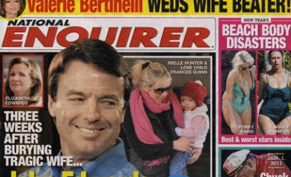 John Edwards to Wed Rielle Hunter, Report Claims