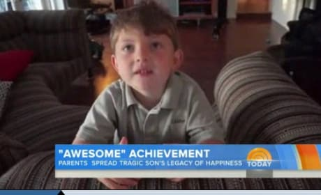 Mr. Awesome, Calder Sloan, Changes the World