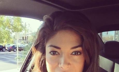Nicole Johnson Selfie