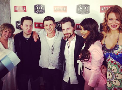 Boy Meets World Cast 2013