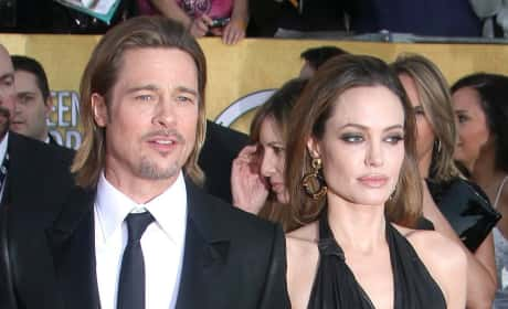 Who's your favorite celebrity couple, Brad and Angelina or Blake and Ryan?