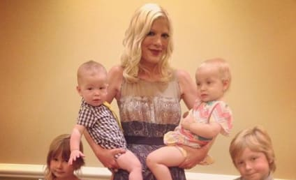 Tori Spelling: Grateful For Christmas, Resolving to Take Care of Herself in 2015