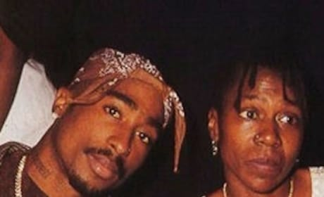 Tupac, Mother