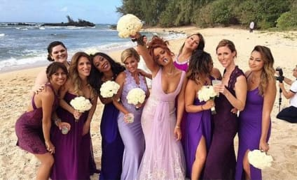 12 Celebrity Bridesmaids: Check Out Their Gowns!