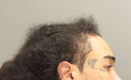 Gunplay Mug Shot
